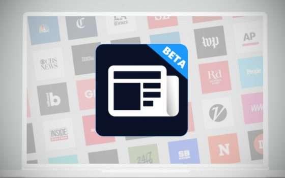 News Bar per Windows 10 in beta su Microsoft Store