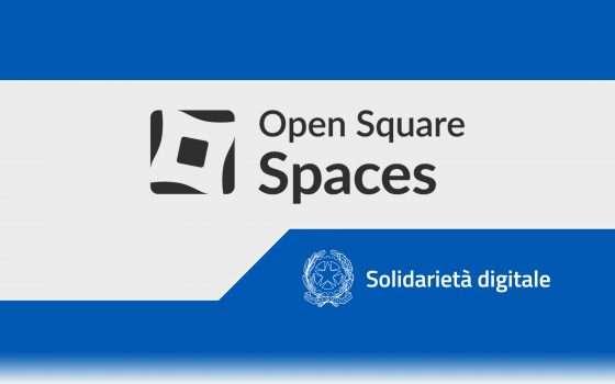 Solidarietà Digitale: Open Square Spaces