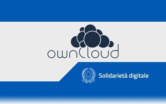 Solidarietà Digitale: ownCloud per lo storage