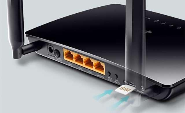 Il router TP-Link TL-MR6400