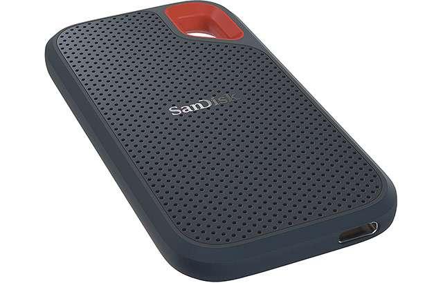 SanDisk Extreme SSD Portatile 500 GB