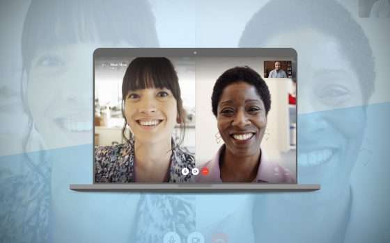 Riunione Immediata: videochiamate Skype senza Skype