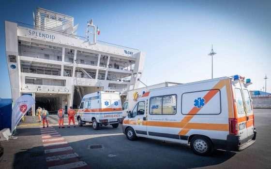 COVID-19: la rete di HPE Aruba per la GNV Splendid