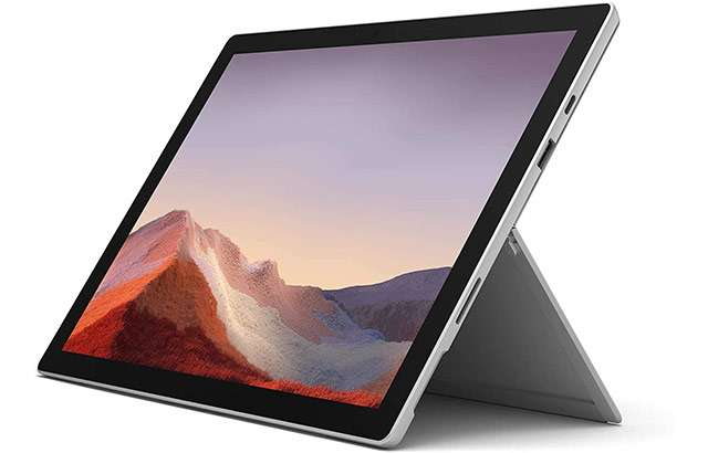 Il dispositivo Surface Pro 7