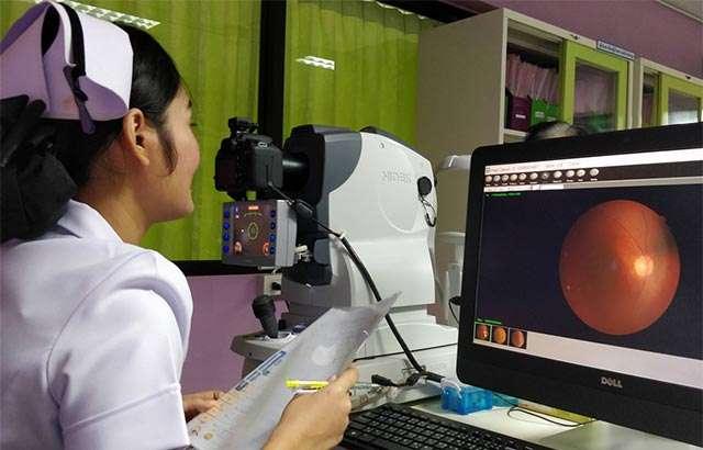 La sperimentazione dell'IA di Google per la diagnosi in Thailandia