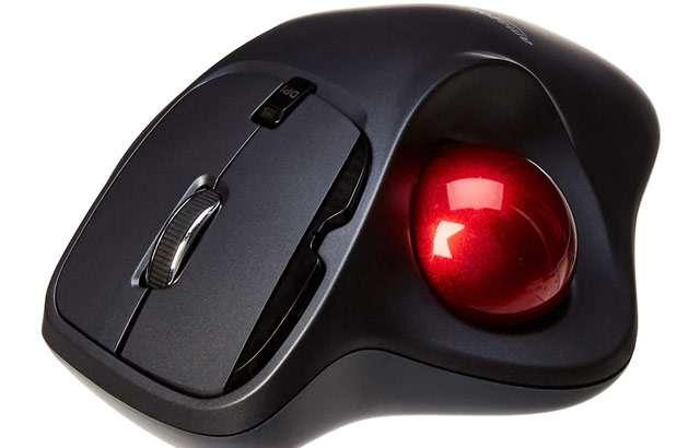 Il mouse con trackball di Amazon