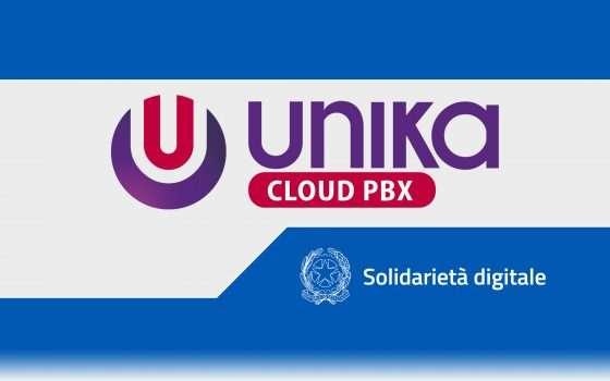Solidarietà Digitale: UnikaPBX, centralino VoIP