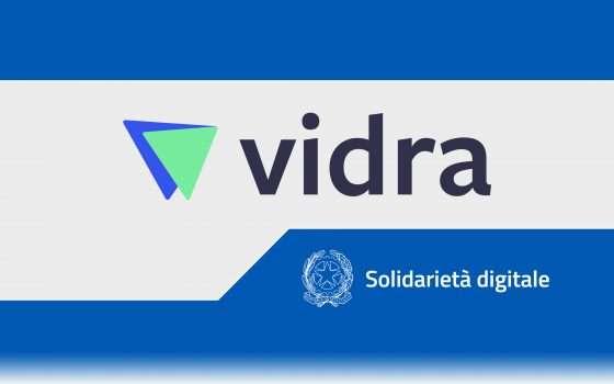 Solidarietà Digitale: Vidra per l'e-commerce