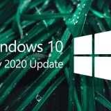Windows 10 20H1 arriverà a maggio e sarà corposo