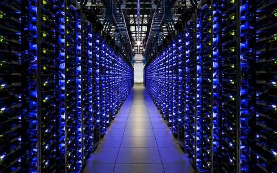 Google Cloud: i data center