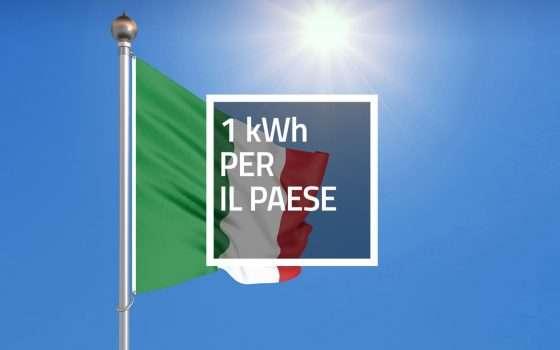 Fotovoltaico, solidarietà rinnovabile dal GSE