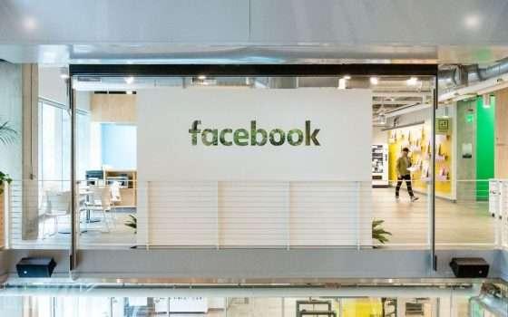 Facebook, stop ai controlli sugli abusi di minori