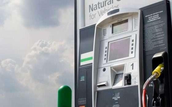 Distributori di metano self-service: la novità in arrivo