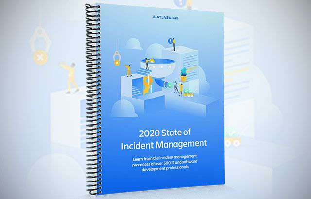 Il 2020 State of Incident Management Report di Atlassian