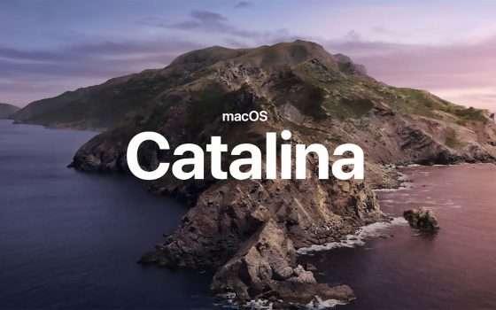 Aspettando Big Sur, ecco macOS Catalina 10.15.7