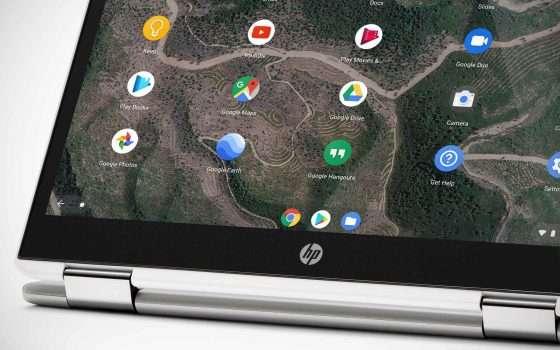Nuovi Chromebook da Acer, ASUS, HP e Lenovo