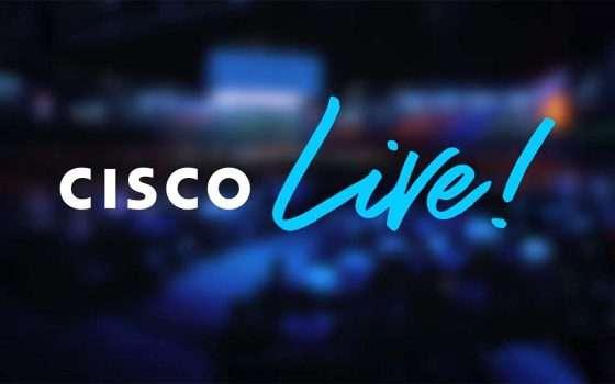 Cisco Live 2020: un'anticipazione sulle novità