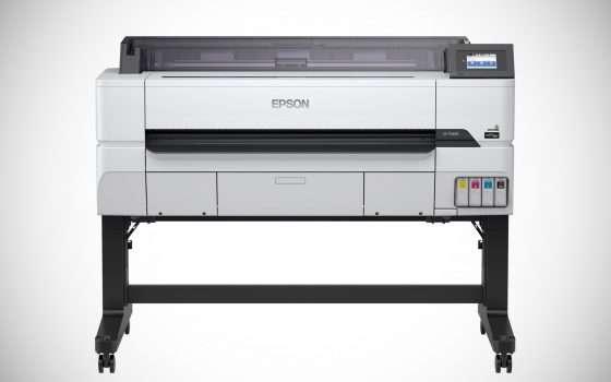 Epson presenta tre nuove stampanti SureColor
