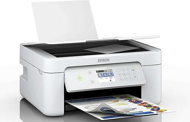 La stampante Epson Expression Home XP-4105
