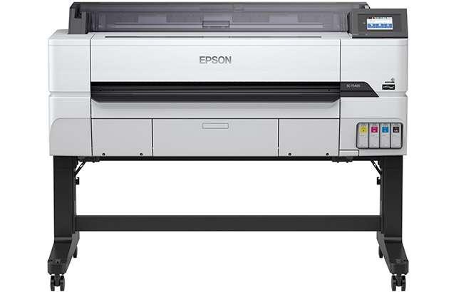 La stampante Epson SC-T5405