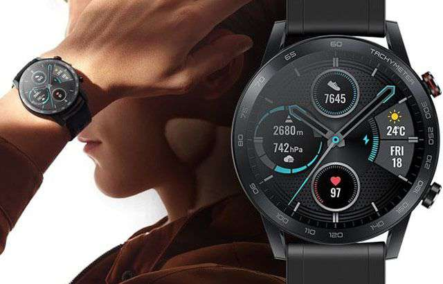 Lo smartwatch Honor Magic Watch 2