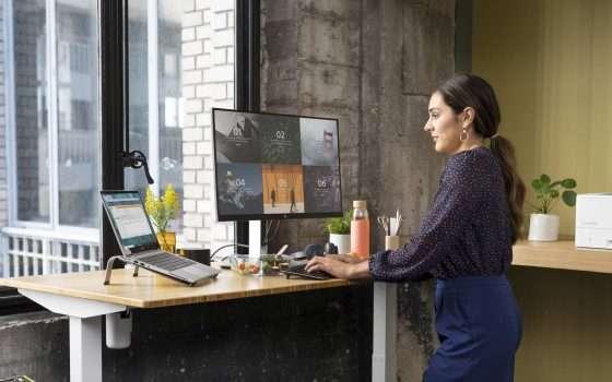 I nuovi prodotti di HP per lo smart working
