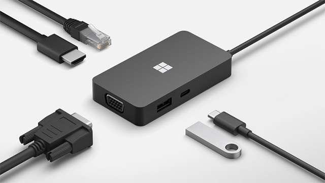 USB-C Travel Hub