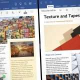 Office in multitasking su iPad con Split View