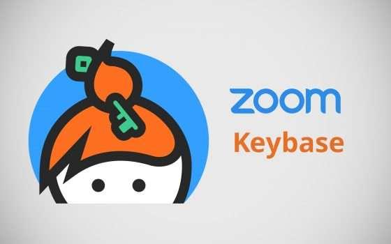 Zoom annuncia la sua prima acquisizione: è Keybase