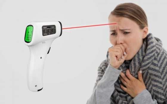 Termometri a infrarossi: lo sconto è multiplo