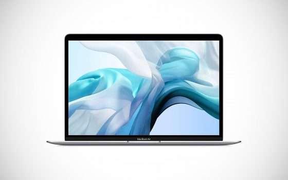 Il MacBook Air di Apple in sconto su Amazon