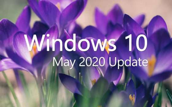 Windows 10 2004: il rollout prosegue grazie al ML