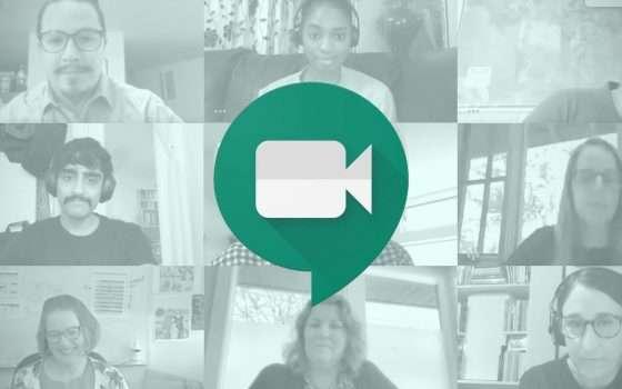 Google Meet: come sfocare lo sfondo nelle chiamate
