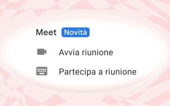 Google Meet: come nascondere la scheda in Gmail