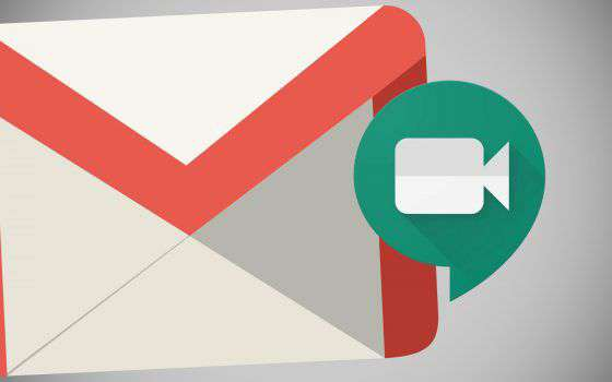 Google Meet in Gmail: al via l'integrazione