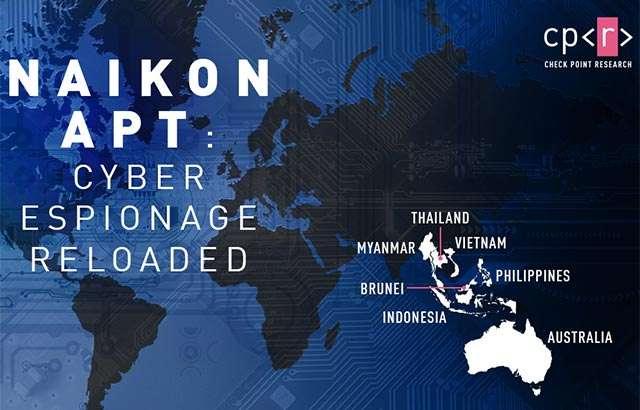 L'attività di spionaggio attribuita al gruppo Naikon