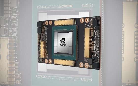 NVIDIA Ampere: GPU per data center, IA e ricerca