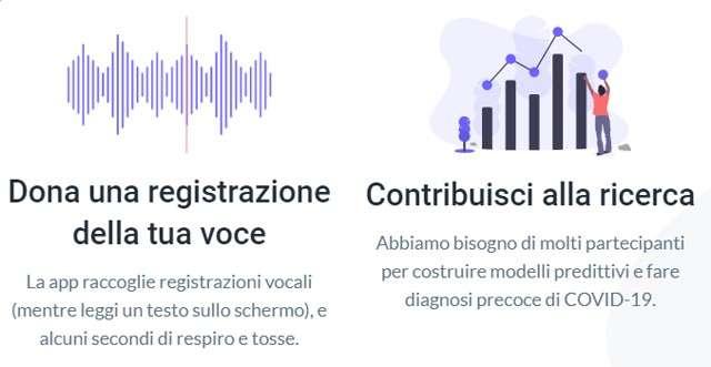 COVID-19 Sounds App