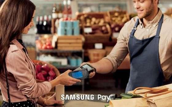 PagoBancomat in Samsung Pay: si paga contactless