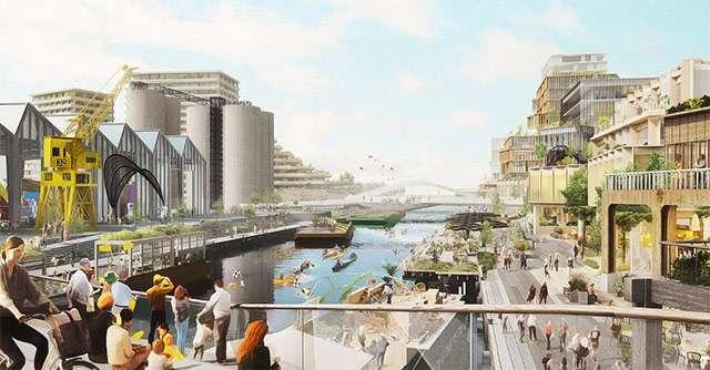 Il progetto Quayside di Sidewalk Labs per Toronto