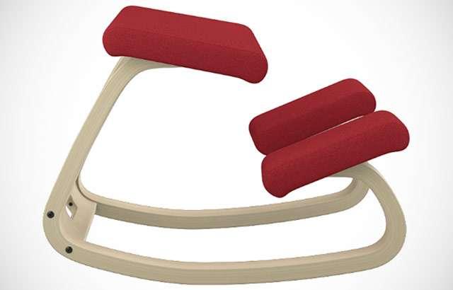 La sedia ergonomica Varier Variable Balans, ex Stokke