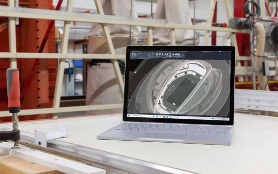 Perché i nuovi Surface non hanno un copri-webcam?