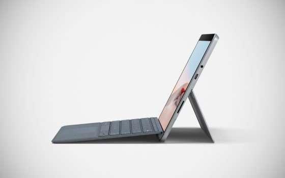 Surface Go 2 e Surface Earbuds da oggi in Italia