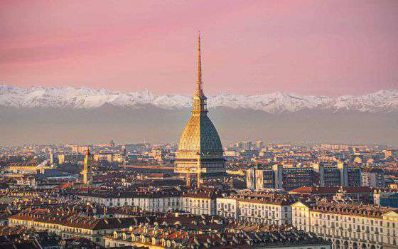 Visa: Torino viaggia contactless