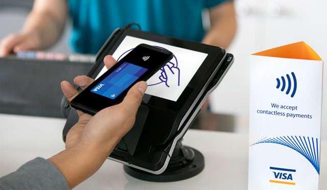 I pagamenti contactless di Visa