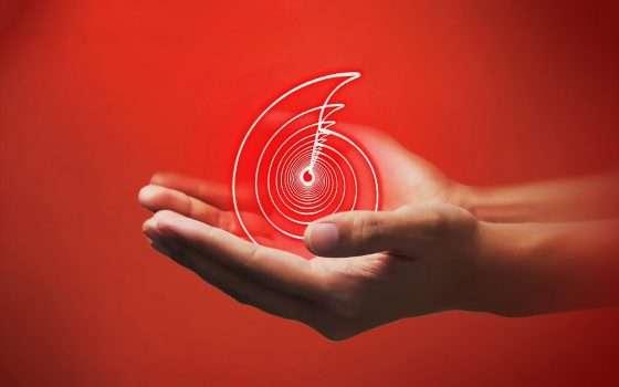 Vodafone, 7 euro al mese in 5 passi (solo online)
