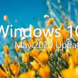 Windows 10 May 2020 Update tra il 26 e il 28 maggio
