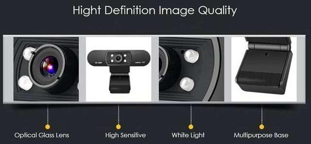 La webcam Full HD di Ashu in vendita su eBay