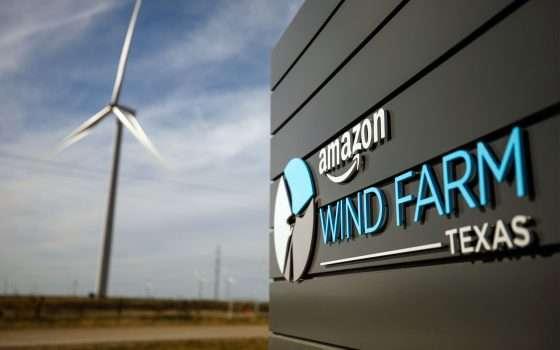 Amazon: due miliardi per il Climate Pledge Fund