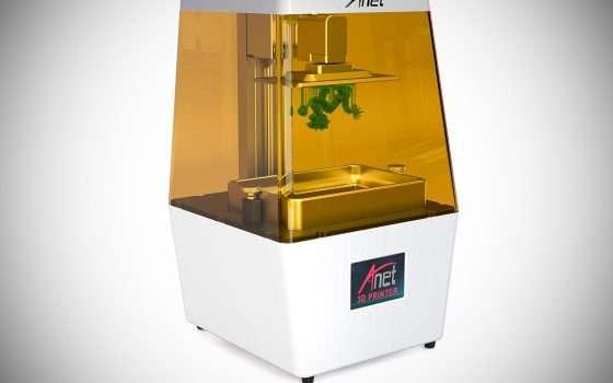 Stampante 3D a resina in offerta oggi su eBay